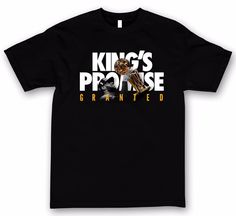 """Kings Promise"" Lebron James Cleveland Cavaliers NBA Tee 2016 Finals Champions  #AlstyleApparel #GraphicTee"