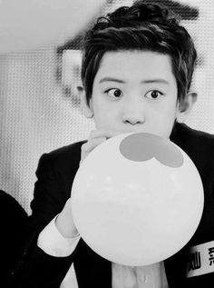 Chanyeol  OHLORD THIS IS CUTE