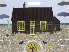 Prospect CottageThe Dungeness home of film maker, author, gay rights campaigner and gardener Derek Jarman.