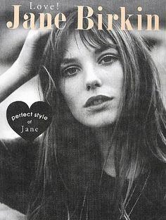 Love!Jane Birkin―perfect style of Jane (MARBLE BOOKS Love Fashionista)