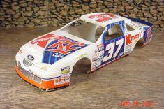 Thunderbird #37 K Mart Jeremy Mayfield NASCAR Model Kit BODY ONLY 1/24 1/25 #UnknownQsD Slot Car Racing, Race Cars, Model Kits, Nascar, Ford, The Unit, Ebay, Drag Race Cars, Rally Car