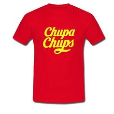 chupa chups tshirt from teeshope.com This t-shirt is Made To Order, one by one printed so we can control the quality.