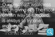 Thomas Edison Quote news.jobbook.com/2013/10/thomas-edisons-eccentric-job-interview-questions-a-cheat-sheet/