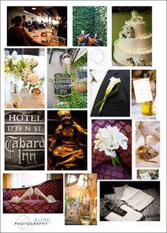 {Tabard Inn Wedding - Washington, DC}   Blink Blog!