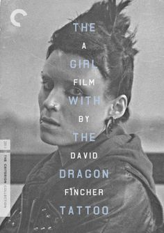 The Girl with a dragon tattoo /fake criterion