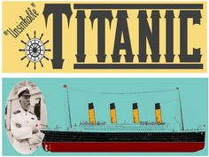 Free Titanic Lapbook-this is one the one the girls used