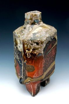 LUCIEN M. KOONCE  Wood fired Stoneware