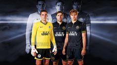 Wigan Athletic 2013/14 MiFit Away Kit