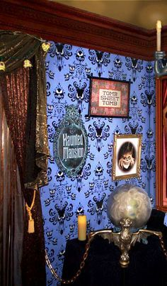 223 Best Haunted Mansion Decor Images In 2019