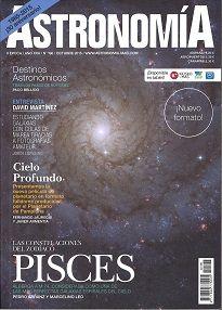ASTRONOMÍA  nº 196 (Outubro 2015)