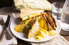 Luxe Club Sandwich - Koken met Aanbiedingen