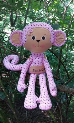 Veselá opička pre Soničku 😊