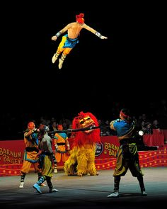 Ringling Brothers Barnum and Bailey Circus by thorntm, via Flickr