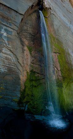 Whitecliffs Waterfall, North Taranaki, North Island, New Zealand