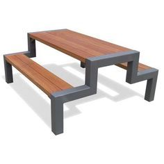 Metal Picnic Table Frames