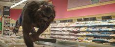 """Goosebumps"" movie werewolf"
