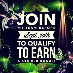 $10,000. Why not you? Visit https://michelleholm.myitworks.com for more info