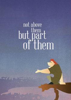 The Hunchback of Notre Dame (1996) ~ Movie Quote Poster by Gian Nicdao #amusementphile