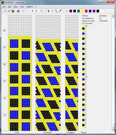 BeadedCrochet_GeometricSchemes - Mariam Nahapetyan - Picasa Web Albümleri