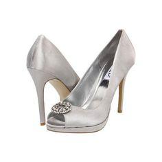 rsvp Avril Women's Bridal Shoes - Silver