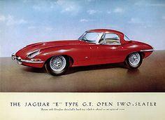 1961 jaguar e-type - Google Search