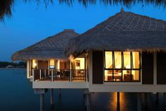 Overwater Bungalow, Sepang, MalaysiaOverwater bungalows are pretty much the beach-lover's dream vacation — but with notoriously high prices, actually staying in one is probably a fantasy. Until now. For under $200 a night, you can enjoy the overwater experience in a resort setting with this private rental at the Golden Palm Tree Resort & Spa. In addition to direct access to the azure waters, you'll also be able to utilize the hotel's spa, fitness center, and restaurants. $199/night…