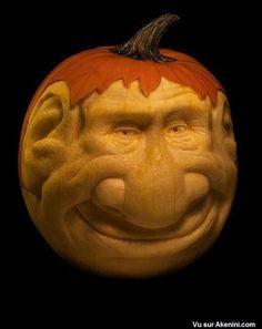 Akenini.com - Halloween - citrouille - pumpkin