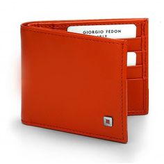Orange wallet - Mini Boston Boston, Card Holder, Orange, Mini, Wallets, Accessories, Rolodex, Purses, Jewelry Accessories
