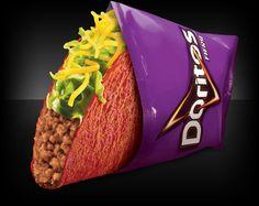 Fiery Doritos® Locos Taco