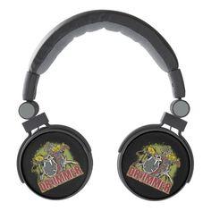 24 best dj style headphones images cat headphones chic classy. Black Bedroom Furniture Sets. Home Design Ideas