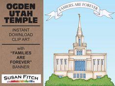 LDS Girls' Camp digital clip art pack by SusanFitchDesign on Etsy