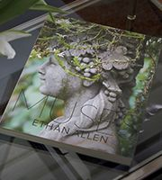 """Muse: Ethan Allen"" filled with beauty and immense style. So delicious!"