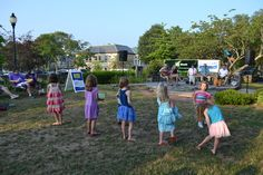 TD Bank Summer Concert Series featuring Cape Tradition in Falmouth, July 19, 2013.