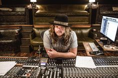 Finished tracking vocals for the last song last night All that's left is mixing and mastering and the record is finished ! So excited to let y'all hear this album. This is the album I always dreamed of making and I can't believe it's almost done ! Caleb Johnson, The Last Song, Sexy Men, It Is Finished, Let It Be, Album, Songs, Night, Song Books