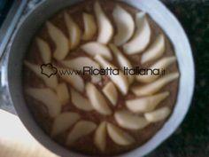 {Ricette bimby} :: Torta soffice al cioccolato e pere TM31