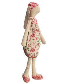 Maileg Medium Pleated Floral Dress Set