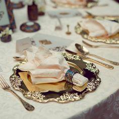 Royalty Wedding Decor - Green, Bronze, Peacock - Elegant, Vintage, European, Antique - Handmade - by Satori Art & Event Design Our Wedding, Dream Wedding, Royal Green, Gold Wedding Decorations, Peacock Wedding, Event Design, Wedding Designs, Royalty, Bronze