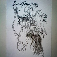 Illustration, luciddream