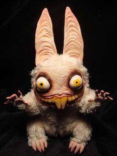 The Creepy Creatures of Santani Will Give You Nightmares #Plushie #Toy
