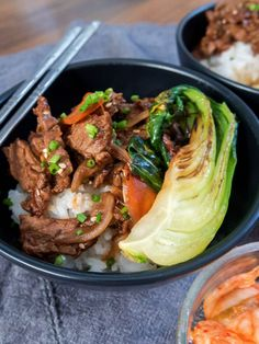 Korealainen bulgogi | Korean Bulgogi Recipe