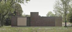 Schulpavillon Allenmoos, 2012, Bildmontage: Philipp Schaerer