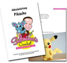 Sabrina's Crochet - Kostenlose häkelanleitung Pikachu (Pokemon)