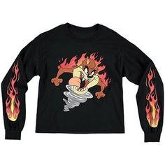 T-shirt long sleeve crew neck Trendy ideas Ceylon Tee, Long Sleeve Tops, Long Sleeve Shirts, Forever 21 T Shirts, Shirt Packaging, Tasmanian Devil, Shirt Template, Crew Neck Shirt, Tee Shirt