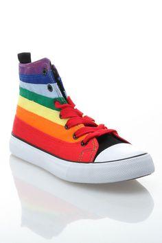 Apple Bottom Red Bottom Shoes | Apple Bottom Kamile Sneaker in Red  Multicolor .