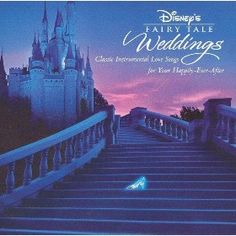 A subtle way to add a little Disney Magic to our wedding. Will be having this play before ceremony.  love!!!