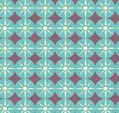 Belen star flower. fabric by yoelis_furcal on Spoonflower - custom fabric
