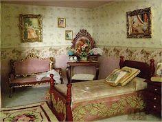 Miniaturas Natasylvia: Dollhouse 1