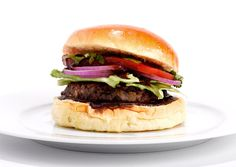 "Veggie Burger: At Rosewood Grill in Hudson, OH, the veggie burger is made with black beans and ""other secret stuff."" Tell all! --Rachel Porter, Stow, OH"