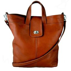 tan handcrafted gainsborough shopper by freeload accessories | notonthehighstreet.com