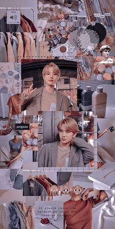 Aesthetic Iphone Wallpaper, Aesthetic Wallpapers, Nct Album, Kim Jung Woo, Seventeen Wallpapers, Lucas Nct, Jaehyun Nct, Flower Boys, K Idol